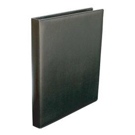 【3158円×1セット】コレクト リングバインダー 黒 A4-L 30穴 F-950X-BK