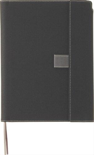 キングジム ノートカバー マグネットタイプ A5S 1891 黒