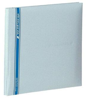 SEKISEI 앨범 프리 하퍼 하우스 미니 프리 앨범백대지 20 페이지11~20페이지옷감 실버 XP-2001