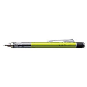 【245円×1セット】シャープペン モノグラフ 0.5 51ライム SH-MG51 トンボ鉛筆