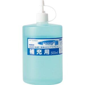 トンボ鉛筆 液体のり アクアピット補充用 PR-WT(5セット)
