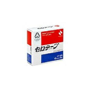 【164円×1セット】ニチバン セロテープ 18X9 CT