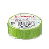 ニチバン ビニールテープ VT-19 若草(10セット)