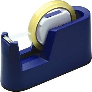 【619円×1セット】ソニック ブルー テープカッター スリム TC-227-B