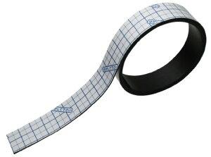 【450円×1セット】ソニック マグネット粘着テープ 20mm幅 カッティングライ MS-381