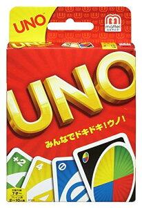 【1079円×1セット】マテル ウノカードゲーム B7696