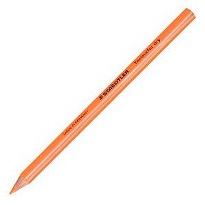 ステッドラー テキストサーファードライ 蛍光色鉛筆 ネオンオレンジ 128 64-4(12セット)