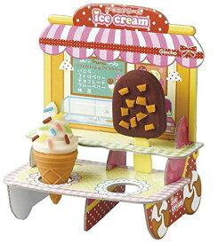 銀鳥産業 ねんど押し型 アイスクリーム屋さんセット 本物みたいに作れちゃう