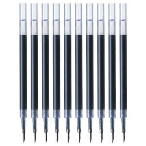 ジェルボールペン替芯 JF-0.5芯 RJF5-BK 10本 [黒]