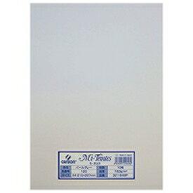 マルマン 色画用紙 ミタント 321-648P A4 10枚 パールグレー
