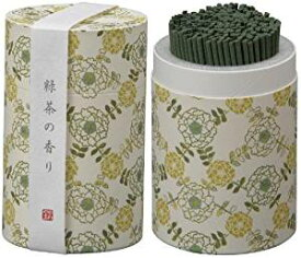 カメヤマローソク 和遊 緑茶の香り 約90g I2012-01-04