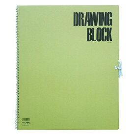 【単価950円】マルマン F8 スケッチブック オリーブシリーズ 厚口画用紙 20枚 S88