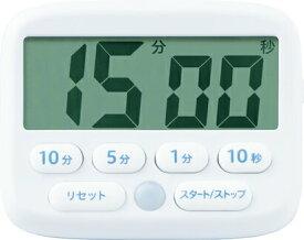 ソニック トキ・サポデジタルタイマー ホワ LV-3051-W ソニック 4970116048004