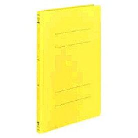 【送料無料・単価144円×60セット】コクヨ フラットファイルPP 樹脂製とじ具 A4縦 黄 コクヨ 4901480069821(60セット)
