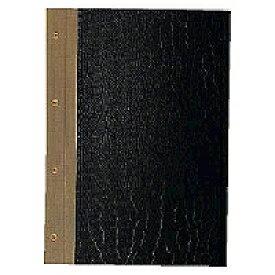 【送料無料・単価364円×50セット】コクヨ 黒表紙 A4 縦型 4穴 コクヨ 4901480040653(50セット)