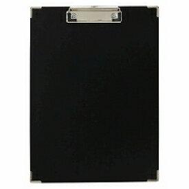 【225円×360セット】クリップボードBF 黒 308BF(1枚入) キングジム 4971660023240(360セット)