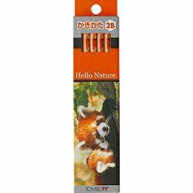 【箱買い商品 / 一箱240セット】トンボ 鉛筆2BハローネイチャーLP KB−KHNLP2B (納期優先の為単品詰合せの場合が御座います)