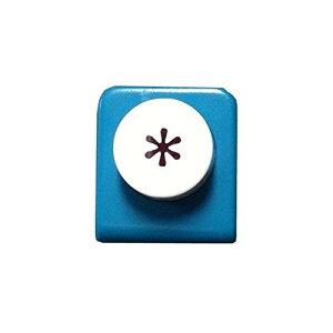 【346円×1セット】カール事務器 型抜き ミニクラフトパンチ CN12072 アスタリスク
