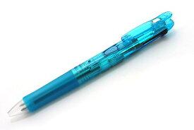 【送料無料・単価211円・40セット】ゼブラ クリップオンG3色ボールペン ライトブルー軸(40セット)