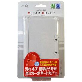 ナカバヤシ at.Q 3DS LL用クリアカバー QCC-3DSLL