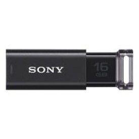 ソニー USB3.0メモリ USM-Uシリーズ 16GB ブラック USM16GU B ソニーグループ 4905524896305