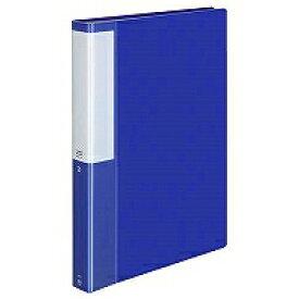 コクヨ クリヤーブック 固定式 ブルー A4(60枚入) コクヨ 4901480214511