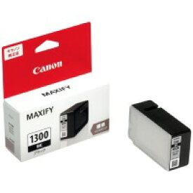キヤノンマーケティングジャパン(株) インクカートリッジPGI-1300BK ブラック