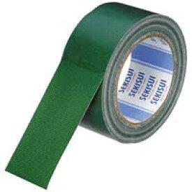 セキスイ 布テープ No600V N60MV03 50mm×25m 緑(10セット)