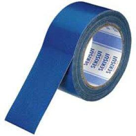 セキスイ 布テープ No600V N60AV03 50mm×25m 青(10セット)