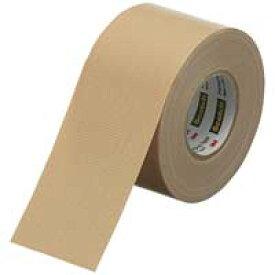 スリーエムジャパン 布テープ 101BEN 48mm×20m ベージュ(10セット)