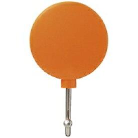 ジョインテックス マグネットフックミニ可動オレンジ B344J-O(10セット)