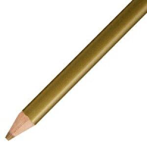トンボ鉛筆 色鉛筆 単色 12本入 1500-36 金
