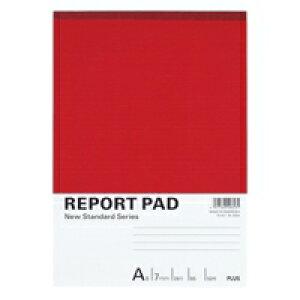 プラス レポートパッド RE-050A B5 A罫 4977564496531