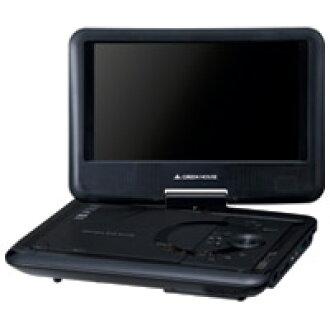 溫室手提式DVD播放器GH-PDV9V-BK
