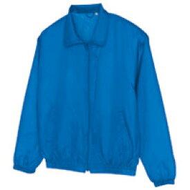 アイトス 裏メッシュブルゾン ブルー Lサイズ(10セット)
