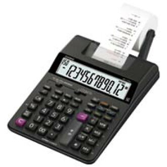 CASIO COMPUTER Co., Ltd. printer electronic calculator HR-170RC-BK