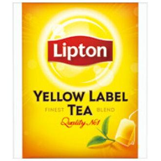 利普顿黄色标签茶袋100P入箱