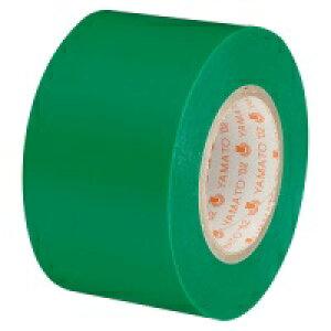 ヤマト ビニールテープ NO200-38-4 38mm×10m 緑