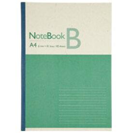ジョインテックス 再生紙ノート A4 B罫1冊 P044J(10セット)