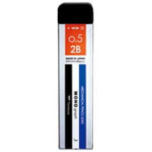 トンボ鉛筆 シャープ芯モノグラフMG 0.5 2B R5-MG2B01