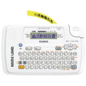 カシオ計算機 ネームランド KL-P40-WE 4971850098539(5セット)