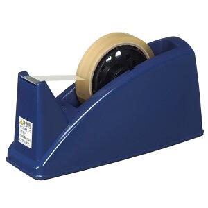 プラス テープカッター TC-101E ブルー