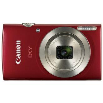 Canon digital camera IXY200 red 4549292083071