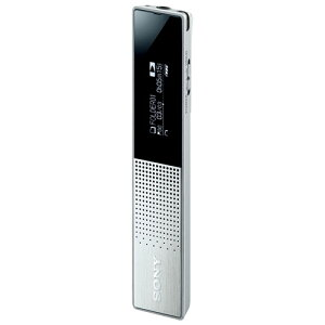 ソニー ICレコーダー ICD-TX650 S 4905524986327