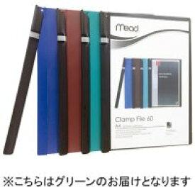 mead Mead クランプファイル M2003004 グリーン(10セット)