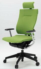 オフィスチェア スピーナチェア ITOKI イトーキ エクストラハイバック クロスバック T型肘付 ブラック