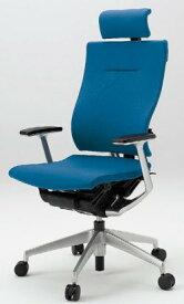 オフィスチェア スピーナチェア ITOKI イトーキ エクストラハイバック クロスバック T型肘付 シルバーメタリック(5セット)