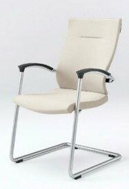 オフィスチェア スピーナチェア ITOKI イトーキ キャンティレバー脚 クロスタイプ アルミミラー(10セット)