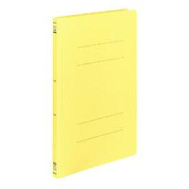 【単価147円×10セット】コクヨ フラットファイルPP 樹脂製とじ具 A4縦 黄 コクヨ 4901480069821(10セット)