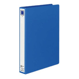 【653円×1セット】KOKUYO(コクヨ)Tファイル色厚板紙 A4縦 30mmとじ 2穴 青フ−710NB